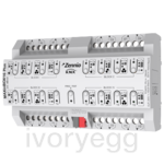 MAXinBOX 16 V3. KNX multifunction actuator - 16 outputs 16A