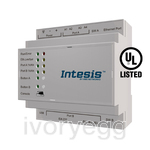M-BUS to KNX TP Gateway - 10 devices